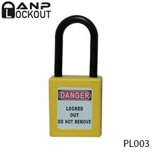 ABS Safety Padlock Explosion Proof แม่กุญแจ